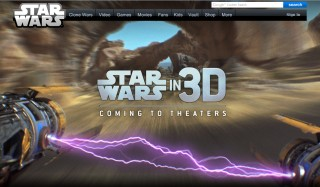STARWARS IN 3D Coming to theaters